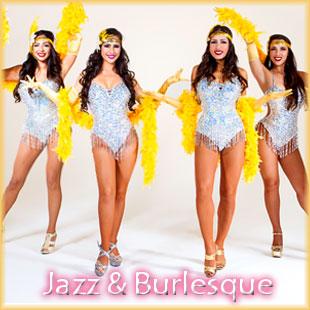jazzburlesque-dancers