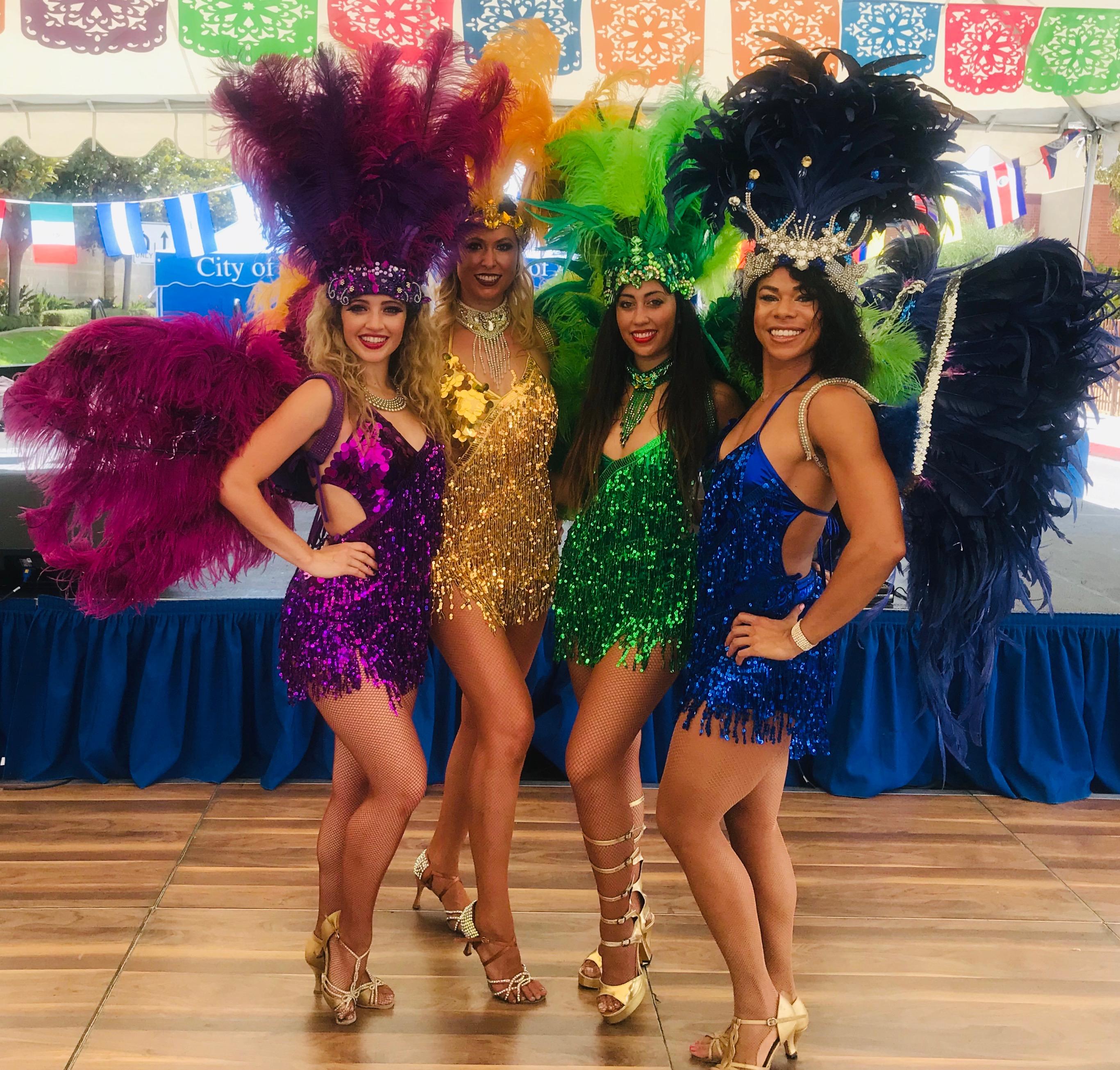 sambadancers